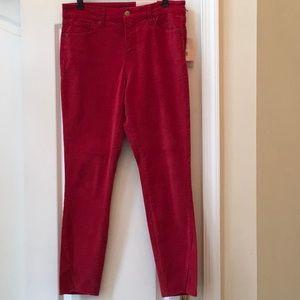NYDJ New Jeans! Gooseberry! Sz. 8